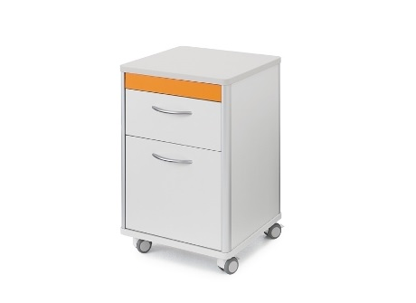 Catoni Style Bedside Cabinets - Low