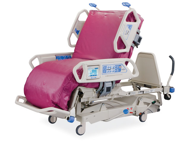 Hill-Rom TotalCare SpO2RT Bed