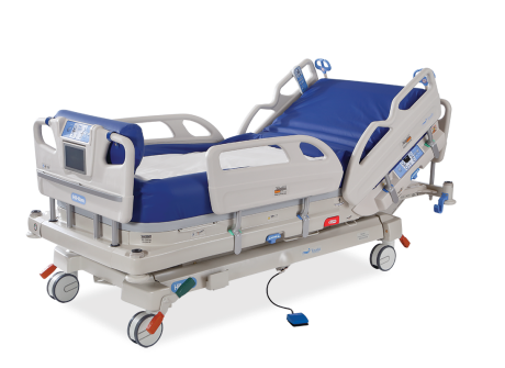 envella air fluidized therapy bed