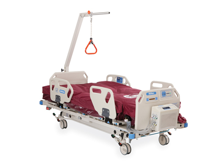 Hill Rom Excel Care Bariatric Hospital Bed