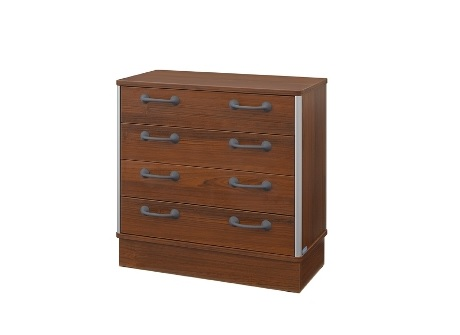 Edison Style Chest of Drawers