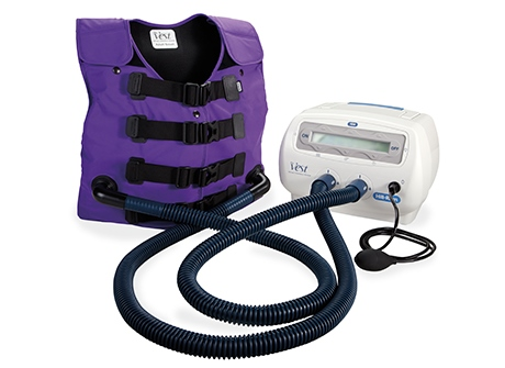 The Vest<sup>®</sup> Airway Clearance System - Home Care Model 105